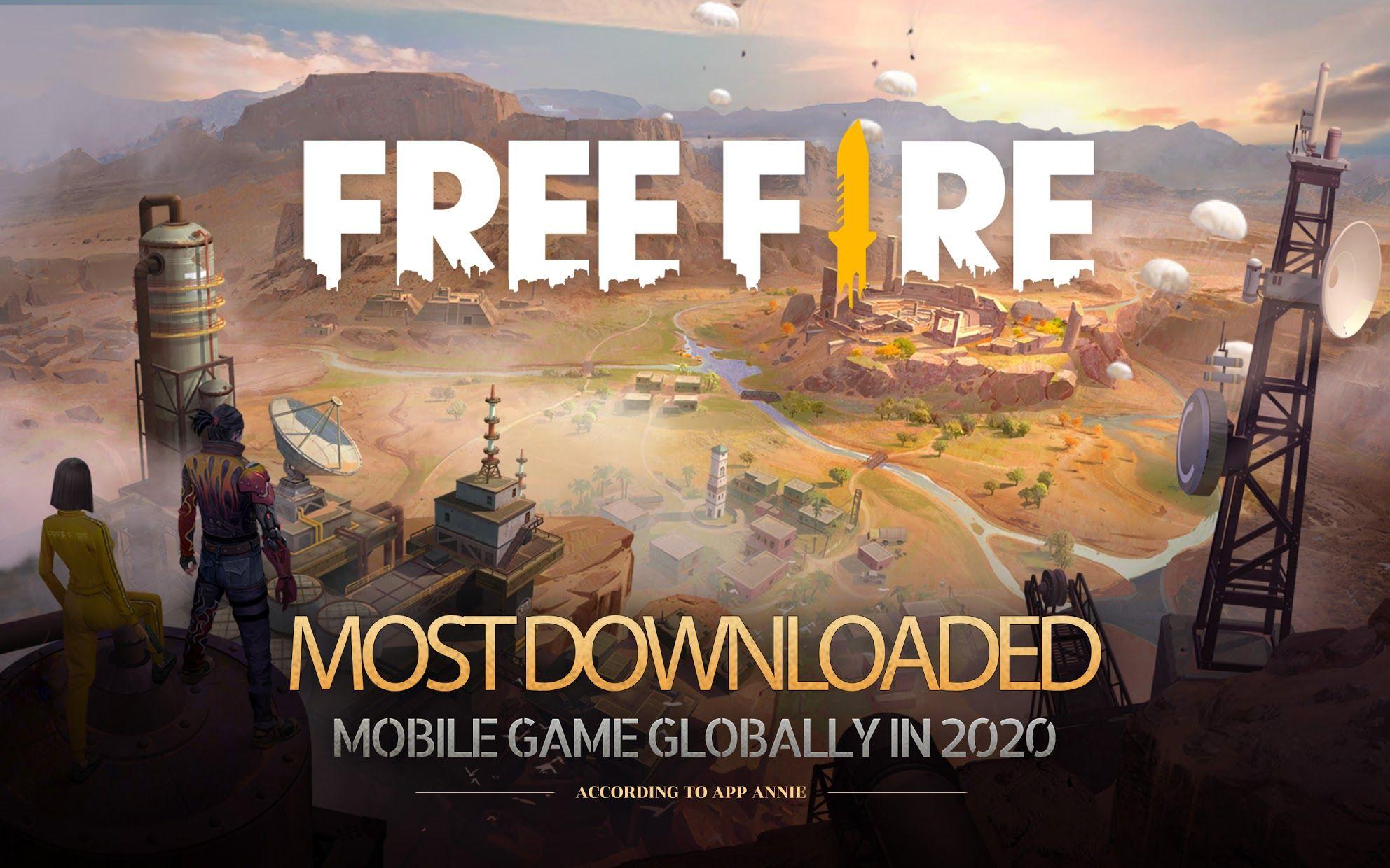 Free Fire - 我要活下去 游戏截图1
