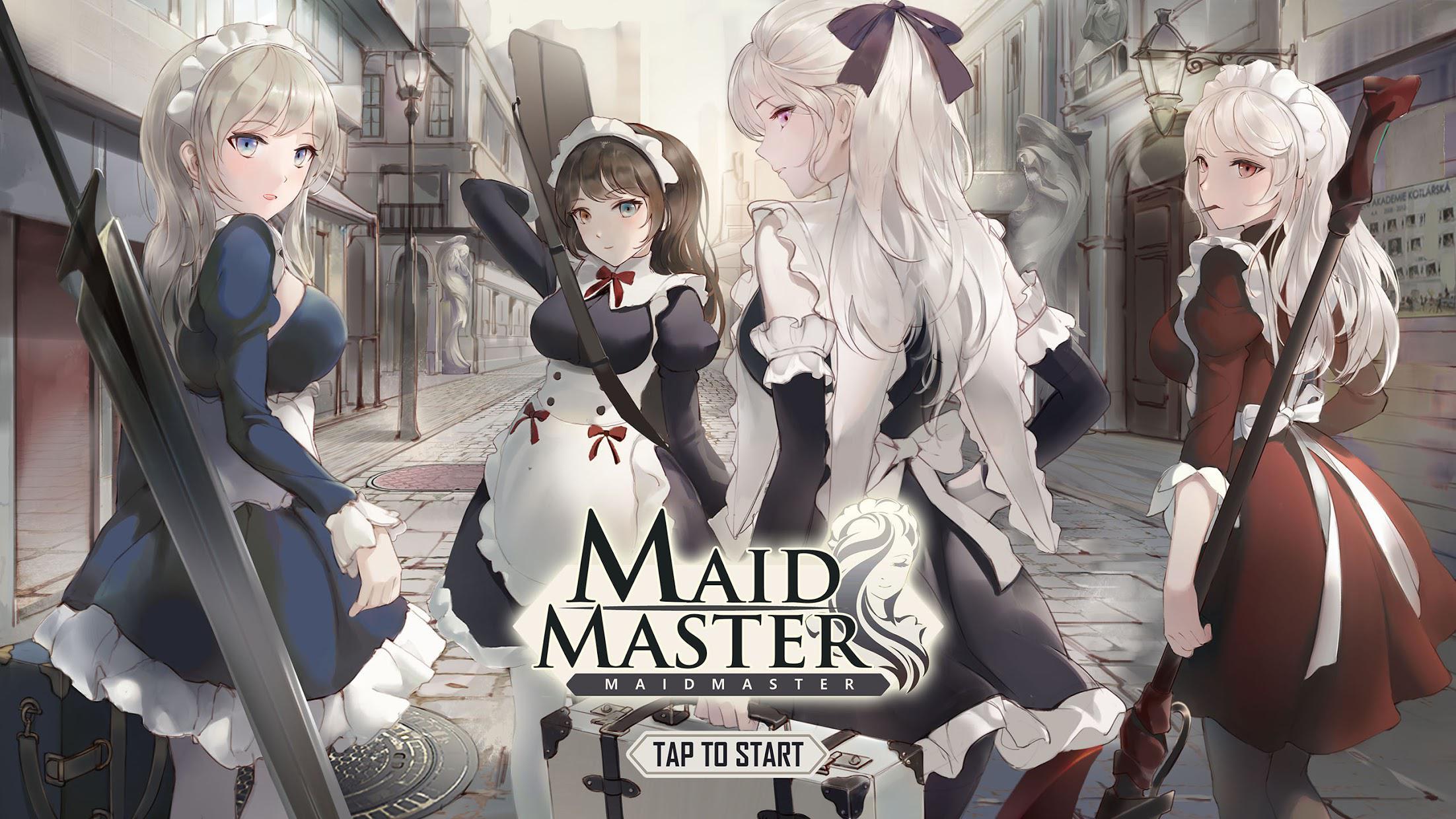 Maid Master 游戏截图5