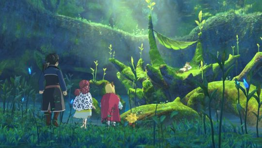 吉卜力画风,久石让配乐,《二之国:交错世界》勇闯宫崎骏的动漫异世界! 图片2