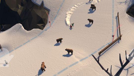 开放世界滑雪《高山冒险滑雪》,绝对是今夏必玩的游戏 图片6