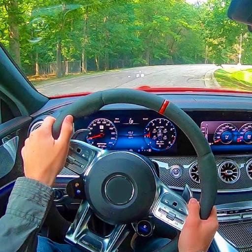 Racing in Car 2021 - 交通驾驶模拟器