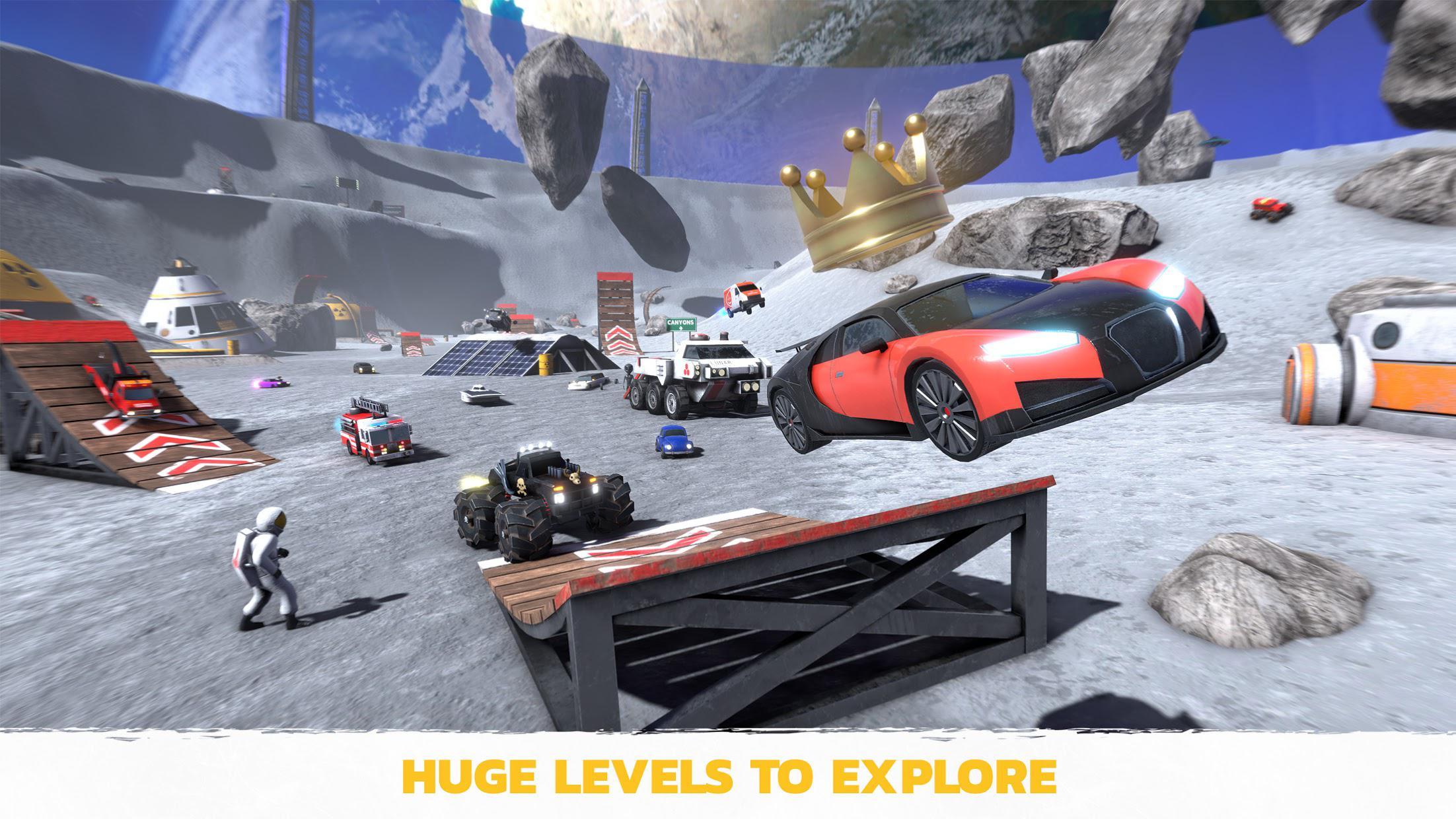 疯狂驾驶3(Crash Drive 3) 游戏截图3