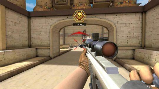 低配版《CS.GO》?!这款不足100M的FPS射击游戏究竟如何? 图片1