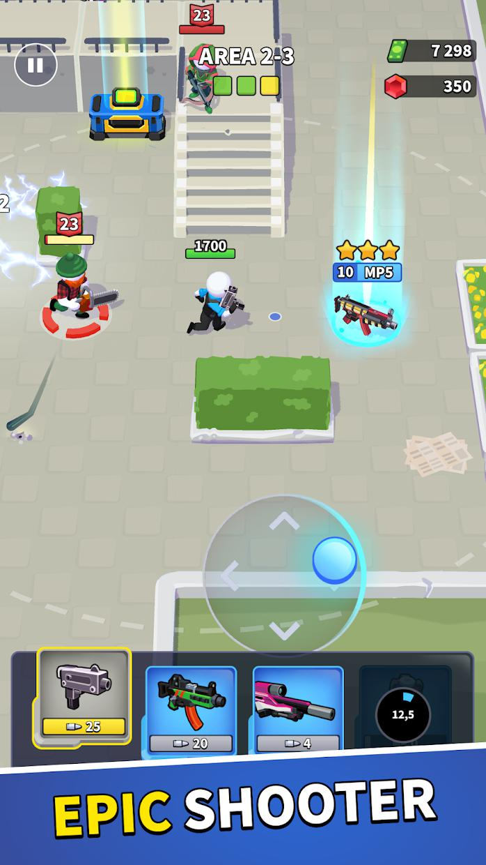 Squad Alpha - Action Shooting 游戏截图4
