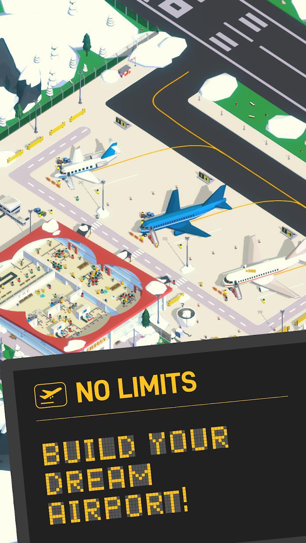 空港大亨(Airport Inc. Idle Tycoon Game) 游戏截图4