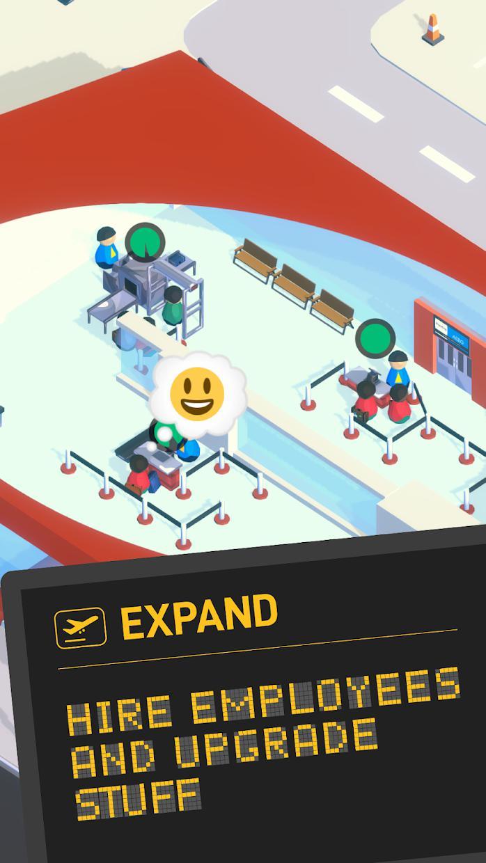 空港大亨(Airport Inc. Idle Tycoon Game) 游戏截图5
