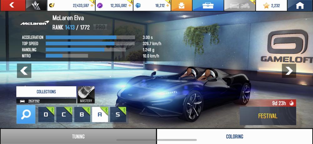 狂野飙车:氮气加速2 游戏截图5