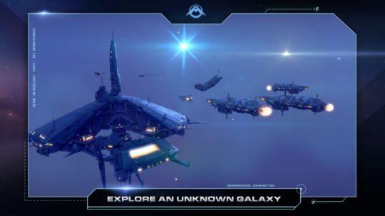 """RTS没落?《家园移动版》重现太空科幻IP大作,更""""接地气""""的游戏体验 图片1"""