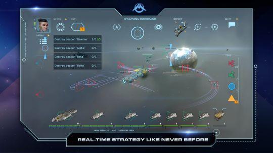 """RTS没落?《家园移动版》重现太空科幻IP大作,更""""接地气""""的游戏体验 图片3"""
