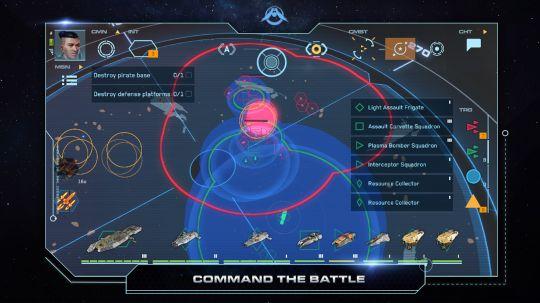"""RTS没落?《家园移动版》重现太空科幻IP大作,更""""接地气""""的游戏体验 图片4"""