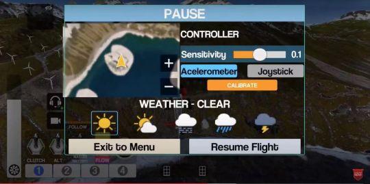 不用苦练三天就能上天?画面逼真,玩法硬核的飞行模拟救援《直升机模拟器2021》 图片6