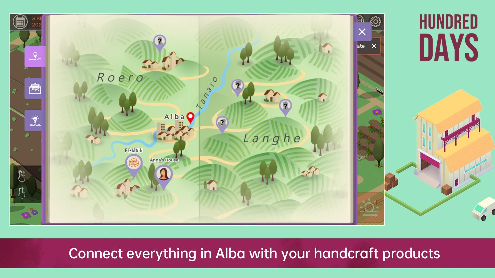 酿造物语 游戏截图4