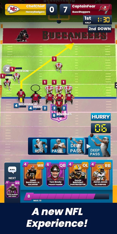 NFL Clash 游戏截图2