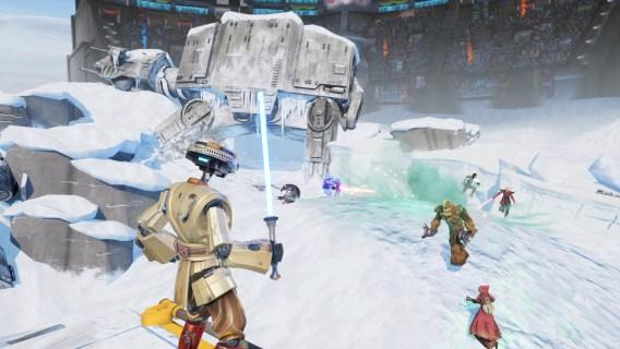 星际大战:猎人 游戏截图2