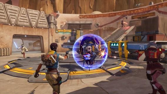 星际大战:猎人 游戏截图3
