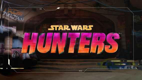 星际大战:猎人 游戏截图1